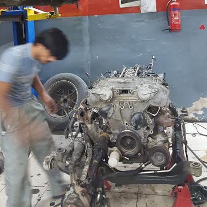Al Bahir Garage - add life to your car